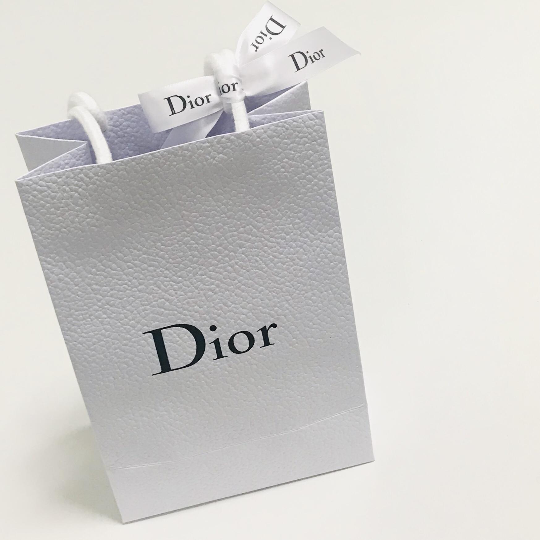 ディオールで今年最後の買い納め!購入品紹介など【Dior】